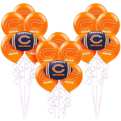 Chicago Bears Balloon Kit Image #1