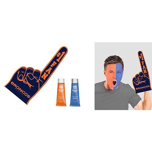 Denver Broncos Game Day Kit Image #1