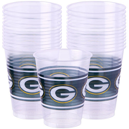 Green Bay Packers Party Kit for 18 Guests Image #4