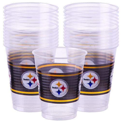 Pittsburgh Steelers Party Kit for 18 Guests Image #4