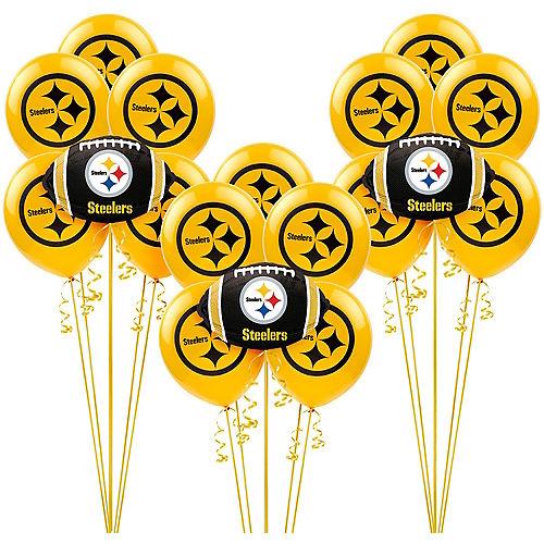 Pittsburgh Steelers Balloon Kit Image #1