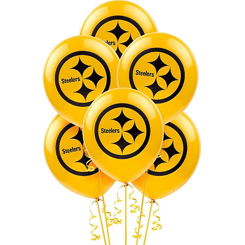 Pittsburgh Steelers Balloon Kit Image #3