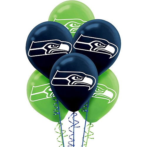 Super Seattle Seahawks Party Kit for 18 Guests Image #6