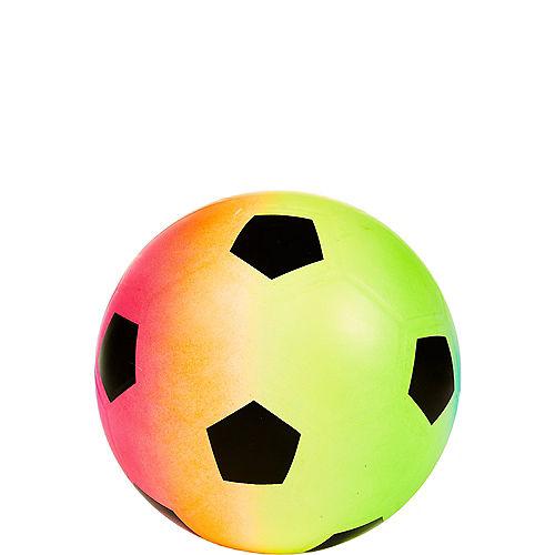 Neon Soccer Playground Ball Image #1