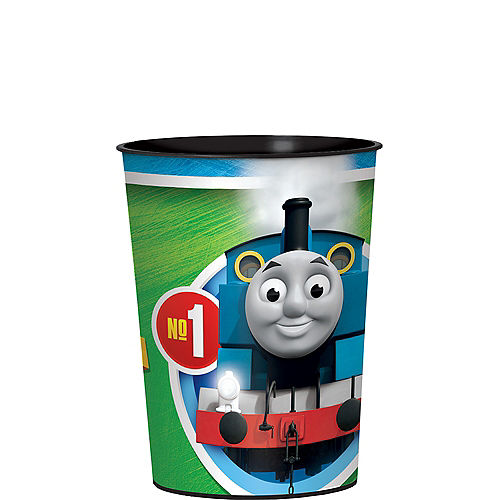Thomas the Tank Engine Favor Cup Image #1