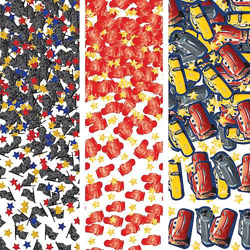 Cars 3 Confetti Image #1