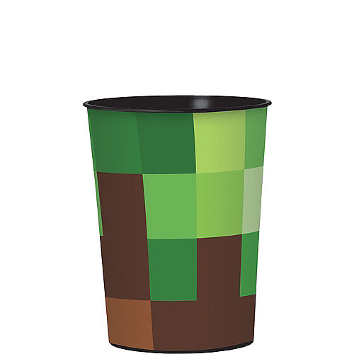 Pixelated Favor Cup Image #1