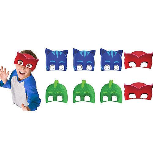 PJ Masks Masks 8ct Image #1