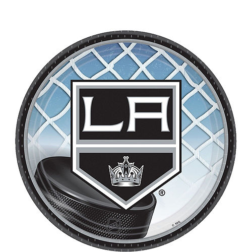 Super Los Angeles Kings Party Kit for 16 Guests Image #2
