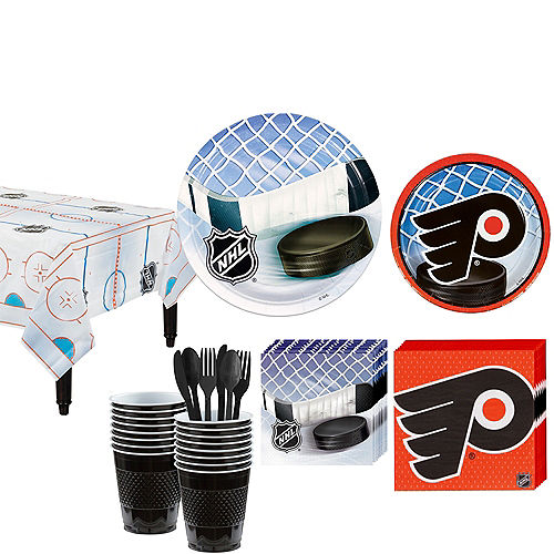 Philadelphia Flyers Party Kit for 16 Guests Image #1