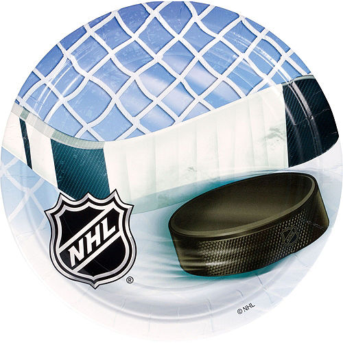 NHL Hockey Party Kit for 8 Guests Image #3