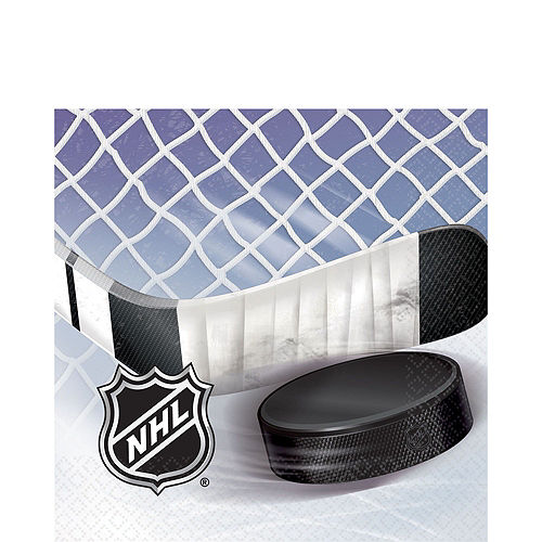 Super NHL Hockey Party Kit for 8 Guests Image #5
