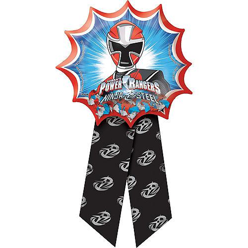 Power Rangers Ninja Steel Award Ribbon Image #1