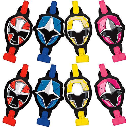 Power Rangers Ninja Steel Blowouts 8ct Image #1
