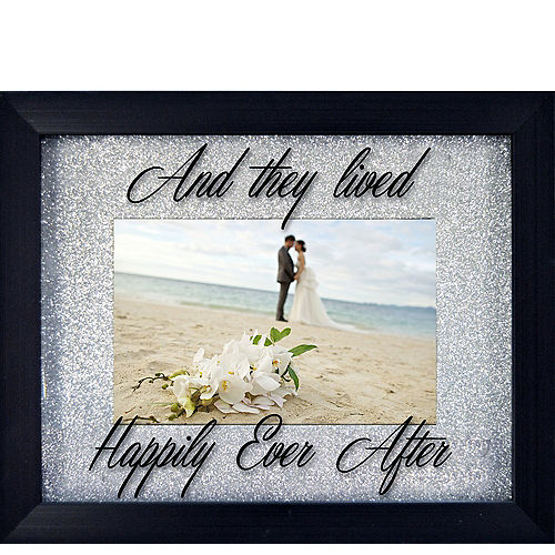 Happily Ever After Photo Frame Image #1