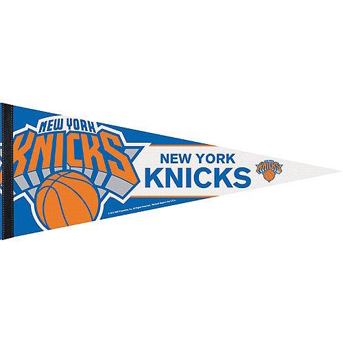 New York Knicks Pennant Flag Image #1