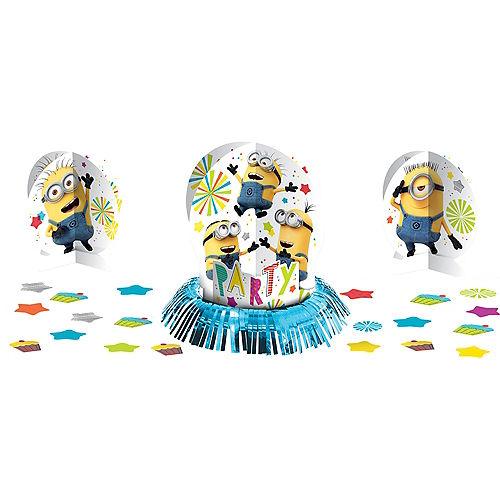 Minions Table Decorating Kit 23pc Image #1