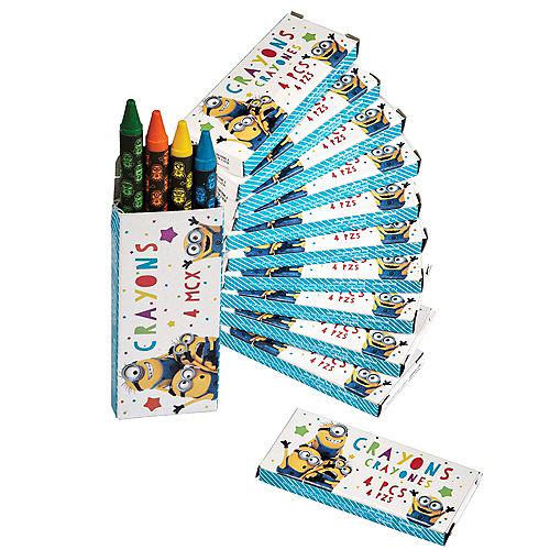 Minions Crayon Boxes 12ct Image #1
