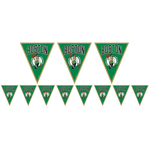 Super Boston Celtics Party Kit 16 Guests Image #11