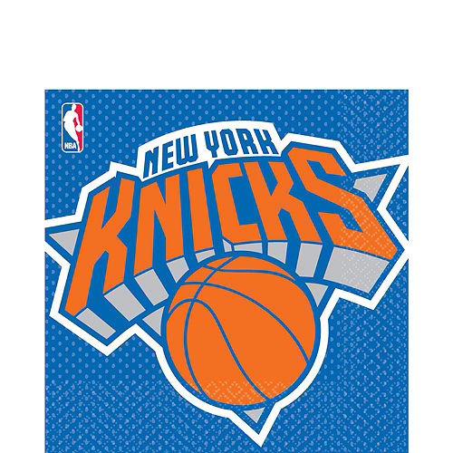 Super New York Knicks Party Kit 16 Guests Image #5