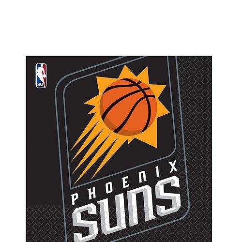 Phoenix Suns Party Kit 16 Guests Image #4