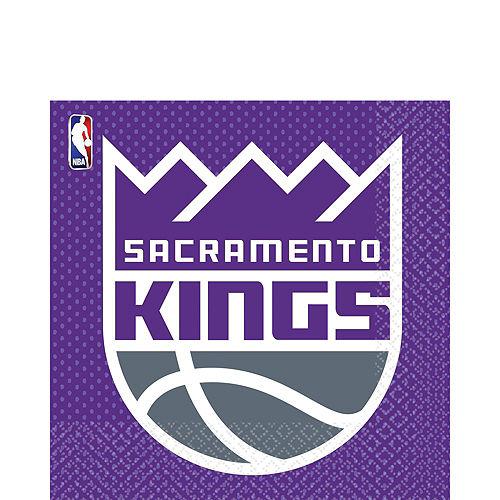 Sacramento Kings Party Kit 16 Guests Image #4