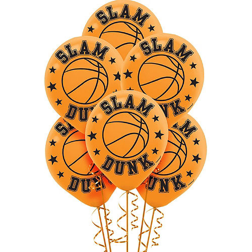 Super Basketball Party Kit 16 Guests Image #12