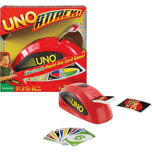 Uno Attack Card Game Image #1
