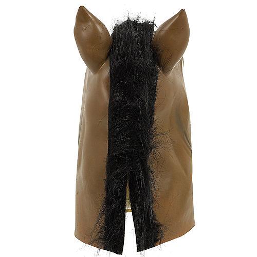 Adult Horse Mask Image #2