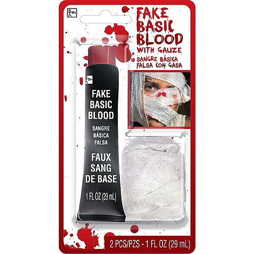 Fake Blood Makeup Kit Image #1