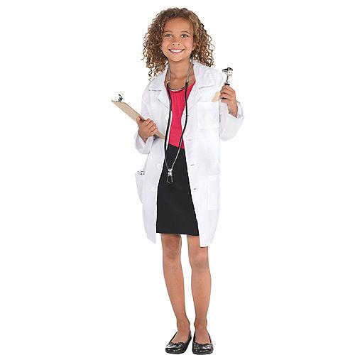 Child Lab Coat Image #1