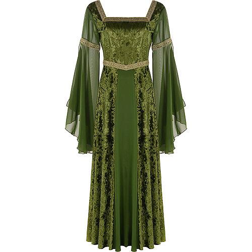 Adult Renaissance Gown Plus Size Image #2
