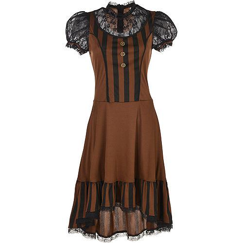 Adult Steampunk Dress Image #2