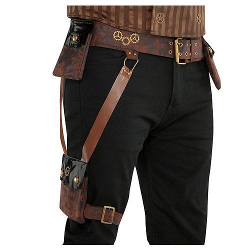 Adult Steampunk Belt Image #1