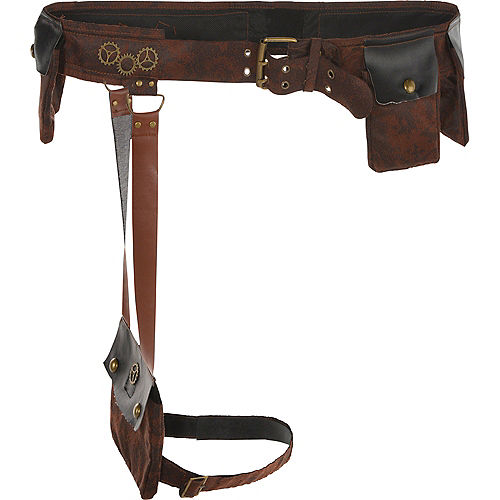 Adult Steampunk Belt Image #2