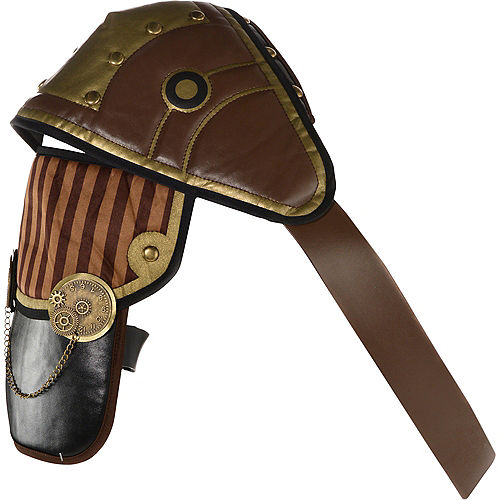 Adult Steampunk Shoulder Armor Image #2