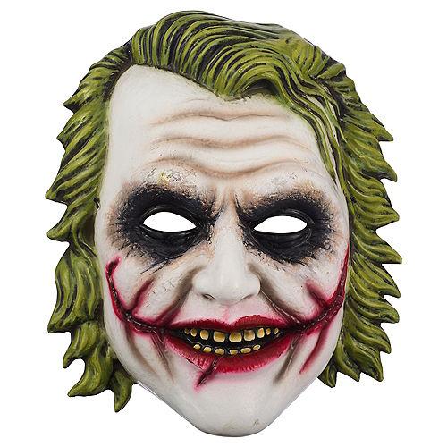 Adult Joker Mask - Dark Knight Image #1