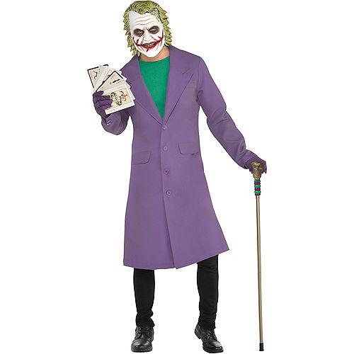 Adult Joker Jacket - The Dark Knight 3 Image #1