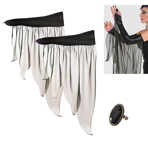 Adult Maleficent Costume Accessory Kit Image #1
