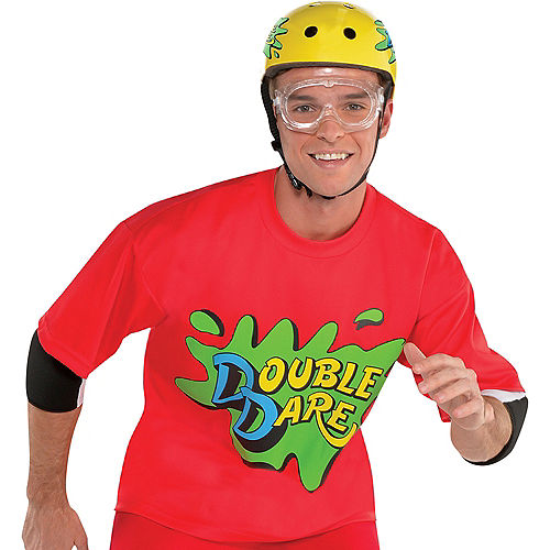 Red Double Dare Costume Accessory Kit - Nickelodeon Image #1