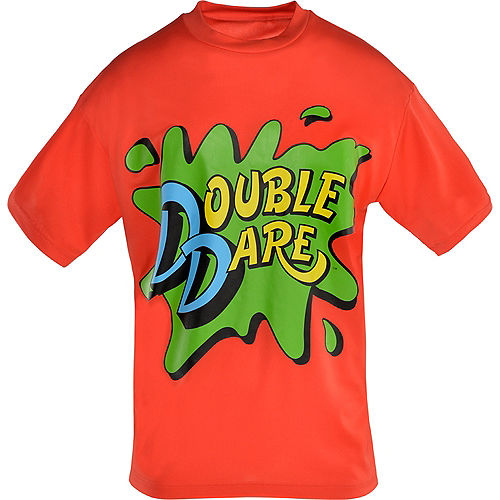 Red Double Dare Costume Accessory Kit - Nickelodeon Image #2