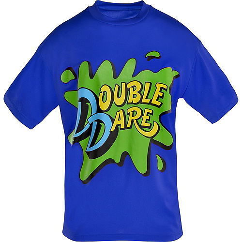 Blue Double Dare Costume Accessory Kit - Nickelodeon Image #2