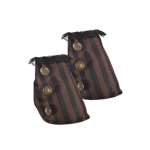 Adult Steampunk Spats Image #1