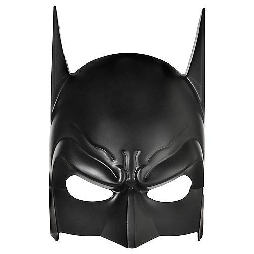 Adult Dark Knight Batman Mask Image #1
