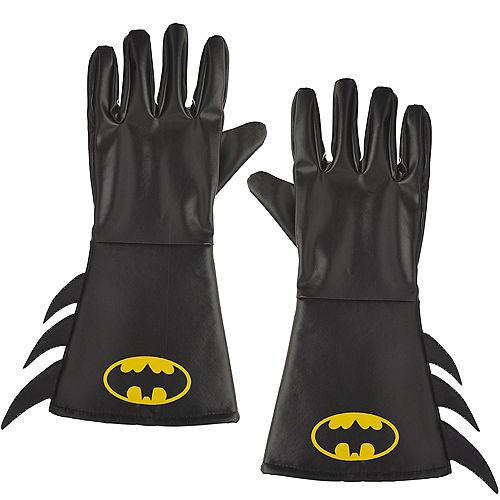 Adult Batman Gauntlets Image #2