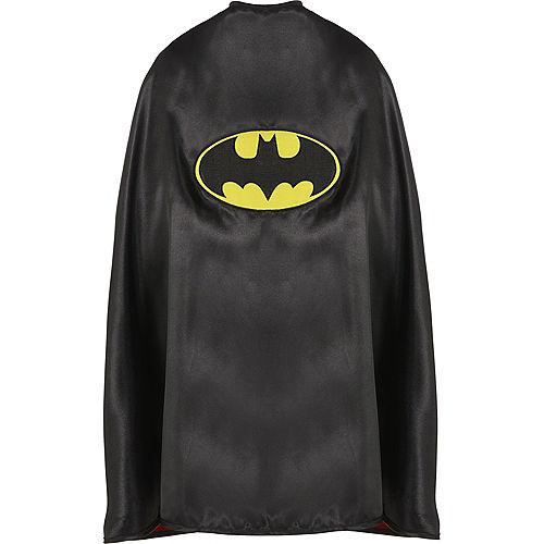 Reversible Batman & Superman Cape Image #2