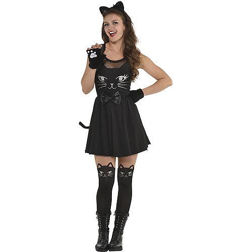 Adult Cat Dress Image #1