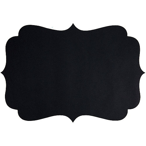 Chalkboard Paper Placemats 24ct Image #1