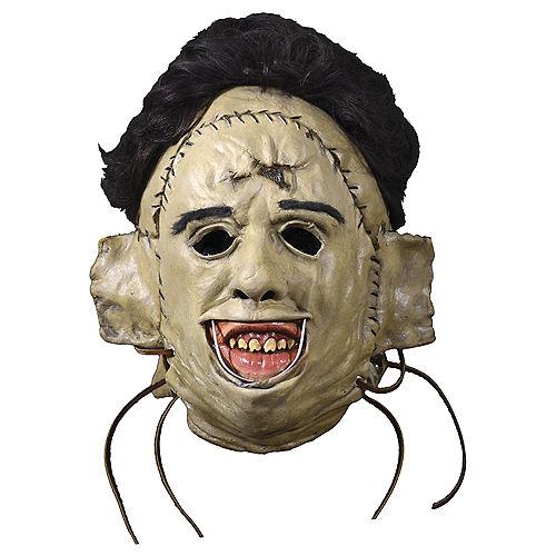 Adult Leatherface Mask - The Texas Chain Saw Massacre Image #1