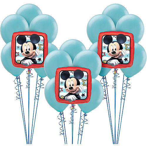 Mickey Mouse Balloon Kit Image #1